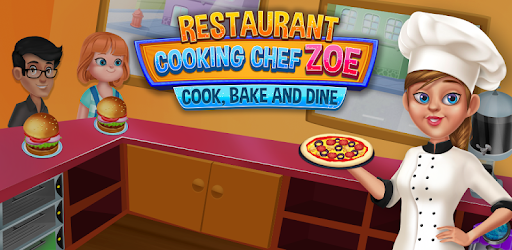 Restaurant Cooking Chef Zoe – Cook, Bake and Dine apk