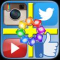 iGet Social Likes Followers Icon