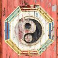 I Ching Book of Changes Oracle Icon