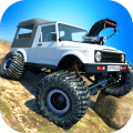 Offroad Car Driving Games: Truck Racing Simulator Icon