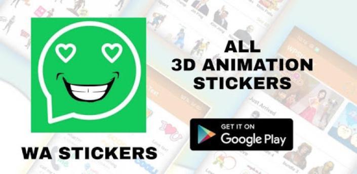 WA Stickers New Emoji Stickers For WhatsApp 2020 apk