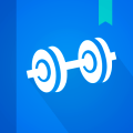 GymRun Workout Log & Fitness Tracker Icon
