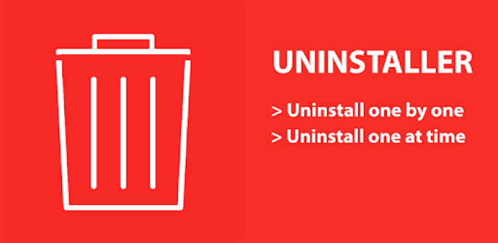 Uninstaller Applications apk
