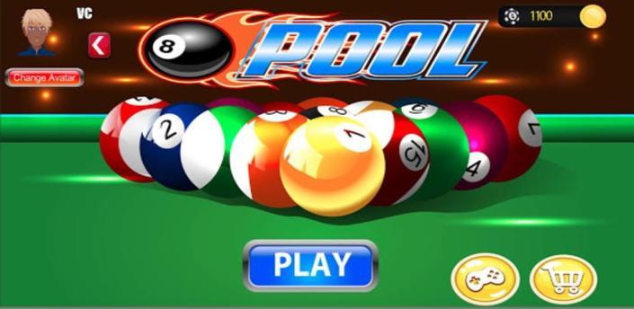 8 Pool Fire Live Game apk