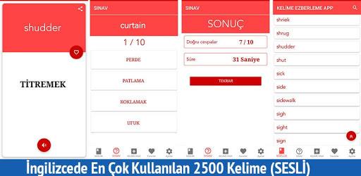 English Turkish Dictionary Offline apk