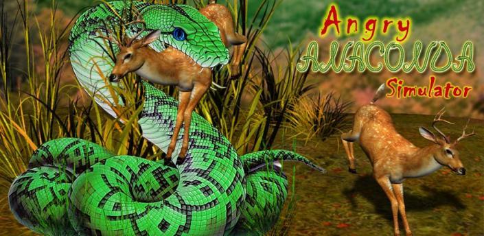 Scary Anaconda apk