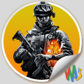 Call of Duty Stickers for WhatsApp Icon