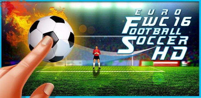 Euro WC 16 Football Soccer HD apk