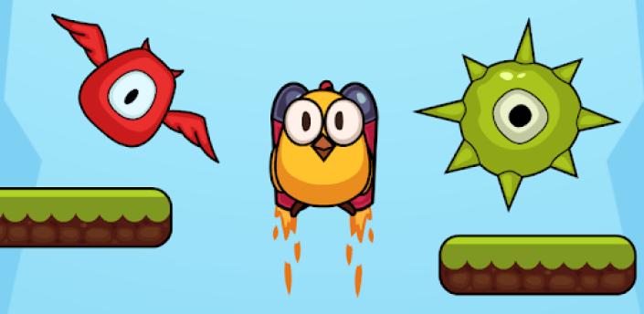 Happy Bird Jump - Cute Jump and Fly Arcade Game apk