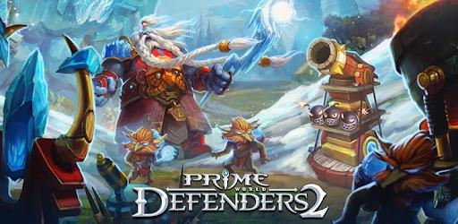 Defenders 2: Tower Defense Strategy Game apk