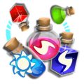 Magic Blender - Magic Potions - Match 3 Icon