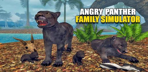 Panther Simulator: Wildlife Animal  Sim apk