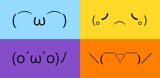 Kaomoji - Japanese Emoticons apk