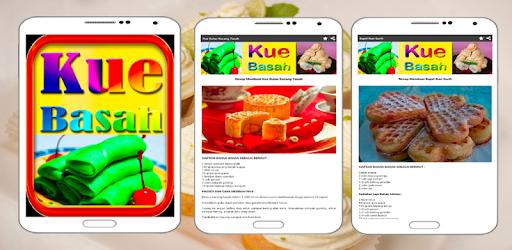 Resep Kue Basah Lengkap apk