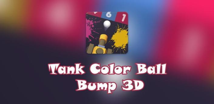 Tank Color Ball Bump 3D apk