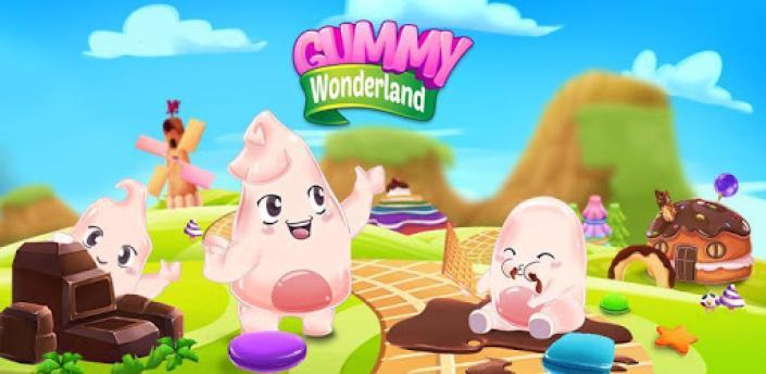 Gummy Wonderland apk