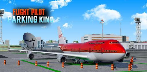 Airplane Fly 3D : Flight Plane Parking New apk