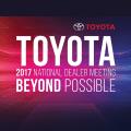 Toyota NDM 2017 Icon