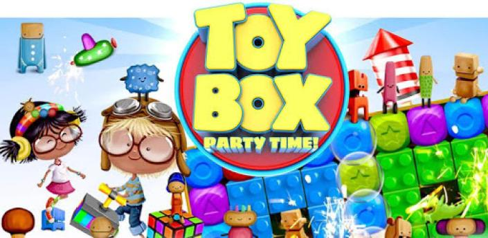 Toy Box Story Party Time - Free Puzzle Drop Game! apk