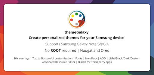 theme Galaxy - Theme Maker for Samsung Galaxy apk