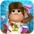 Animal Hair Salon & Dress Up Icon