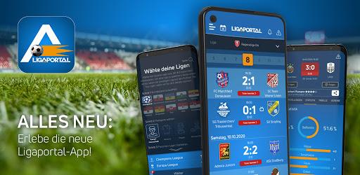 Ligaportal Fußball Live-Ticker apk