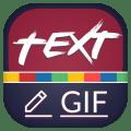 Text Name Animation GIF Icon