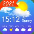 Weather Forecast - Live Weather & Radar & Widgets Icon