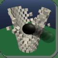 Physics Simulation Building Destruction Icon