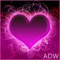 ADW Theme Hearts Icon
