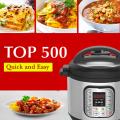 Top 500 Easy Pressure Cooker Recipes Icon