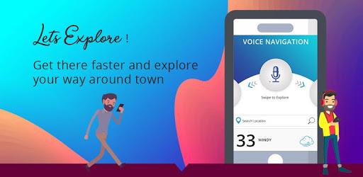 voice navigation - Transit Maps Navigator apk