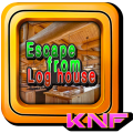 Escape Games - Log House Icon
