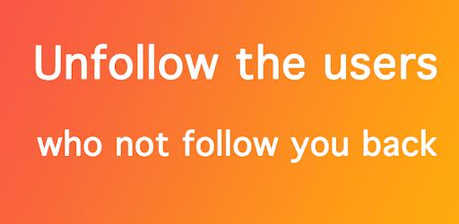 Unfollow Users apk