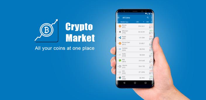 Coin Market Cap - Crypto Market, Bitcoin Prices, Ethereum apk