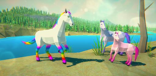 Magic Horse Simulator - Wild Horse Adventure apk