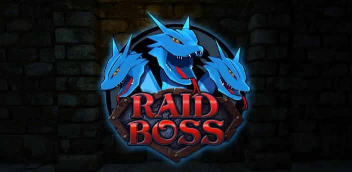 Raid Boss: Role-playing boss game, fight in a raid apk