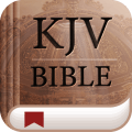Audio Bible - King James Version (KJV) Free App Icon