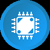CPU-X Tool: System & Hardware info Icon