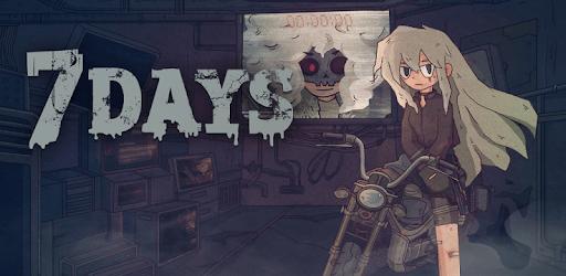 7Days! Mystery Puzzle Interactive Novel Story apk