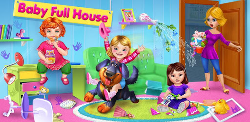 Baby Full House - Care & Play apk