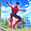 Grand City Mafia Crime - Super Rope Hero Game Icon