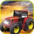 Offroad Tractor Trolley Farming Simulator Icon