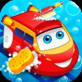 Train Wash Icon