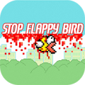Stop Flappy Bird Icon