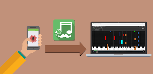 Melody Scanner - Audio to Sheet Music 🎹🎵 apk