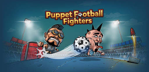 ⚽ Puppet Football Fighters - Soccer PvP ⚽ apk