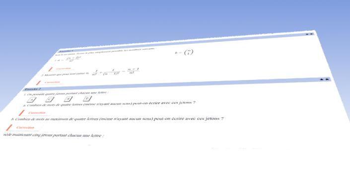 Spécialité Maths apk