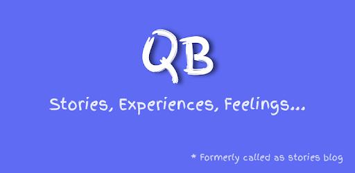 Qik Blogger - Blog stories, experiences, feelings apk