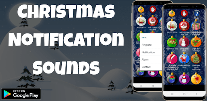 Christmas Notification Sounds apk